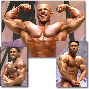 2002 NPC USA Men's Evening Show