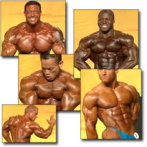 2002 NPC Nationals Men's Evening Show