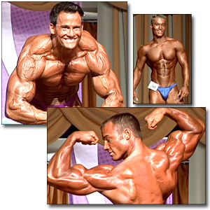 2005 Musclemania Superbody Championships Men's Evening Show