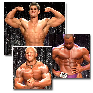 2006 Musclemania Superbody Men's Evening Show