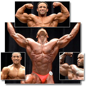 2007 NPC USA Bodybuilding Championships Men's Evening Show