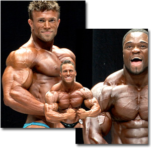 2008 NPC USA Bodybuilding Championships Men's Evening Show Finals