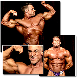 2008 NPC Masters National Bodybuilding Championships Men's Finals