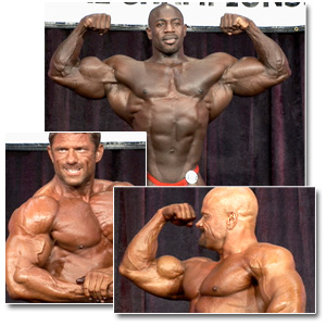 2011 NPC Masters Nationals Men's Finals