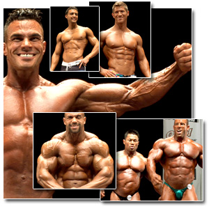 2011 NPC National Championships Men's Bodybuilding & Physique Finals