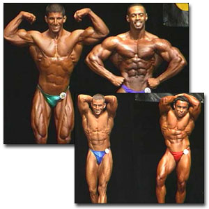 1999 NPC Junior Nationals Men's Prejudging