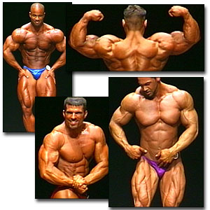 2000 NPC Junior USA Men's Prejudging