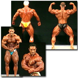 2000 NPC USA Men's Prejudging Part 2