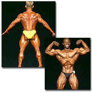 2000 NPC Nationals Men's Prejudging Part 1