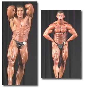 2001 NPC Teen/Collegiate Nationals Men's Prejudging