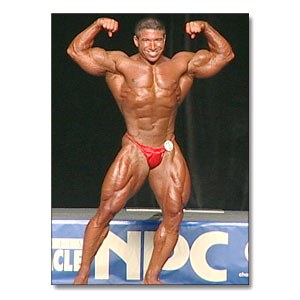 2003 NPC Junior National Championships Men's Prejudging