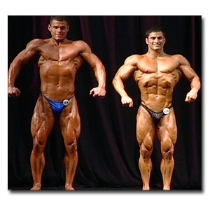 2003 NPC Teen & Collegiate Nationals Men's Prejudging