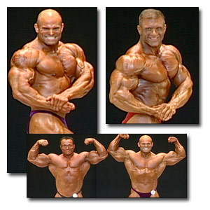 2003 NPC National Championships Men's Prejudging Part 2