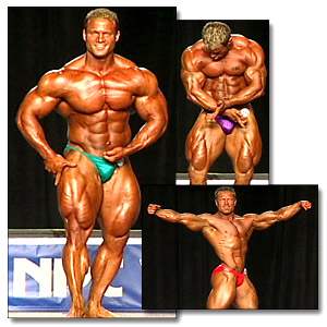 2004 NPC Junior Nationals Men's Prejudging Part 2