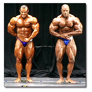 2004 NPC USA Championships Men's Prejudging Part 2