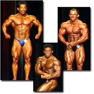 2004 NPC National Championships Men's Prejudging Part 1