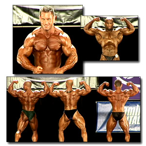 2005 NPC Junior National Championships Men's Prejudging Part 2