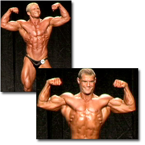 2005 NPC National Bodybuilding Championships Men's Prejudging Part 1