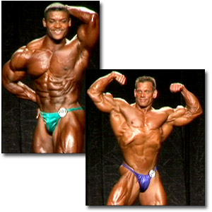 2005 NPC National Bodybuilding Championships Men's Prejudging Part 2