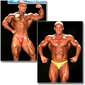 2006 NPC Junior National Championships Men's Prejudging Part 1