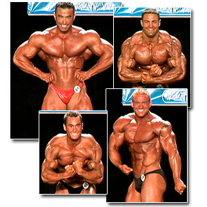 2006 NPC Junior National Championships Men's Prejudging Part 2