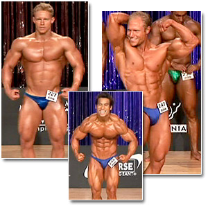 2007 Musclemania Superbody Championships Men's Prejudging