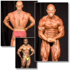 2007 NPC Masters National Bodybuilding Championships Men's Prejudging