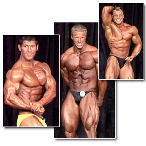 2009 NPC Teen & Collegiate National Championships Men's Prejudging