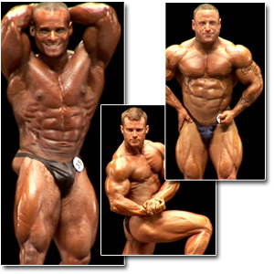 2011 NPC National Championships Men's Bodybuilding Prejudging Part 1