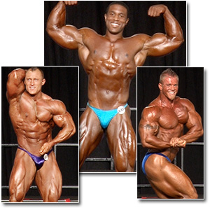 2013 NPC Junior Nationals Men's Bodybuilding Prejudging