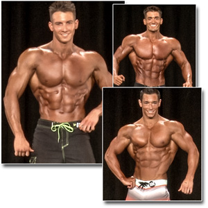 2014 NPC Nationals Men's Physique Prejudging