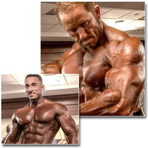 2014 NPC Masters Nationals Men's Pump Room (Over 40 + 45)