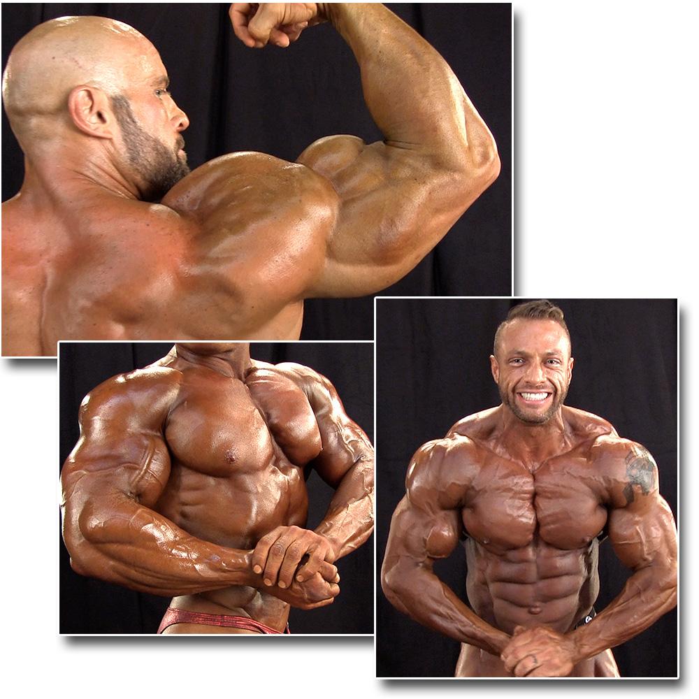 2625d6e8ce537d 2015 NPC National Championships Men s Bodybuilding Backstage Posing Part 3