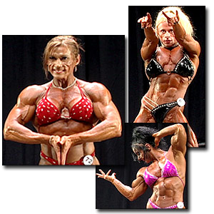 2004 NPC USA Championships Women's Bodybuilding Evening Show
