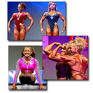 2005 NPC Junior USA Women's Evening Show