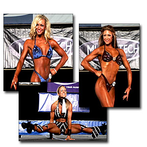 2005 NPC Junior National Women's Fitness and Figure Evening Show