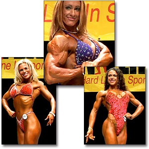 2005 NPC USA Women's Bodybuilding and Figure Evening Show