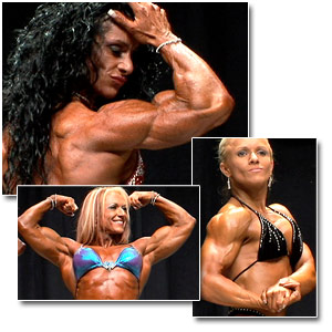 2006 NPC USA Bodybuilding and Figure Championships Women's Evening Show