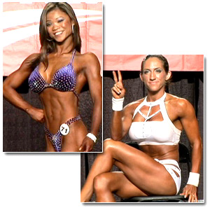 2007 NPC Junior National Fitness & Figure Championships Evening Show