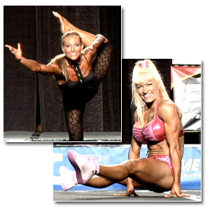 2008 NPC Junior National Championships Women's Figure & Fitness Finals