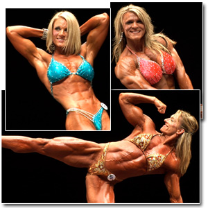 2011 NPC National Championships Women's Bodybuilding & Physique Finals