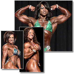 2012 NPC Junior Nationals Women's Bodybuilding & Physique Finals