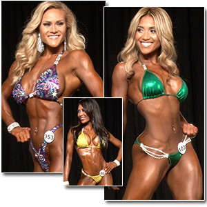 2013 NPC Junior Nationals Women's Figure, Bikini & Fitness Finals