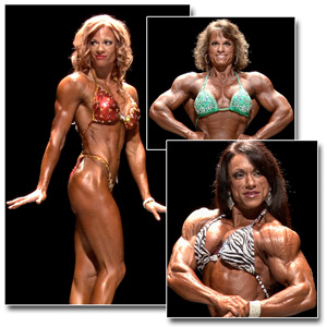 2013 NPC National Championships Women's Bodybuilding & Physique Finals