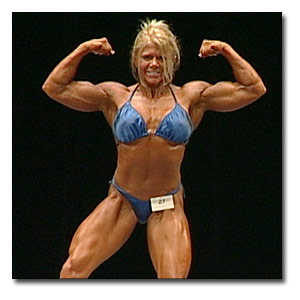 2003 NPC Junior USA Women's Bodybuilding Prejudging
