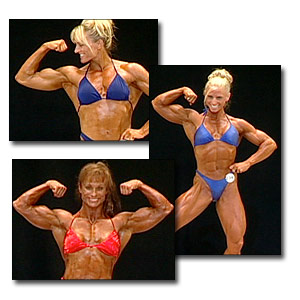 2003 NPC National Women's Bodybuilding Prejudging