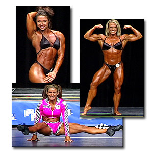 2005 NPC Junior USA Bodybuilding and Fitness Prejudging