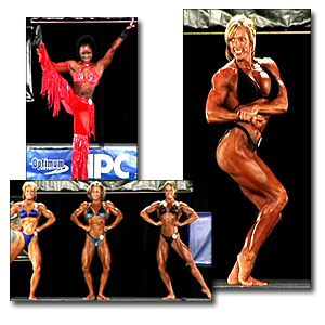2005 NPC Junior National Women's Bodybuilding & Fitness Prejudging