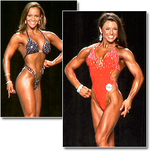 2006 NPC Junior National Figure Championships Women's Prejudging