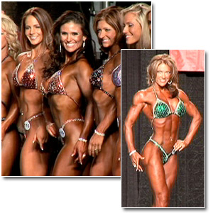 2007 NPC Junior National Figure Championships Prejudging